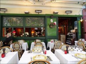 Delicious restaurant in Honfleur